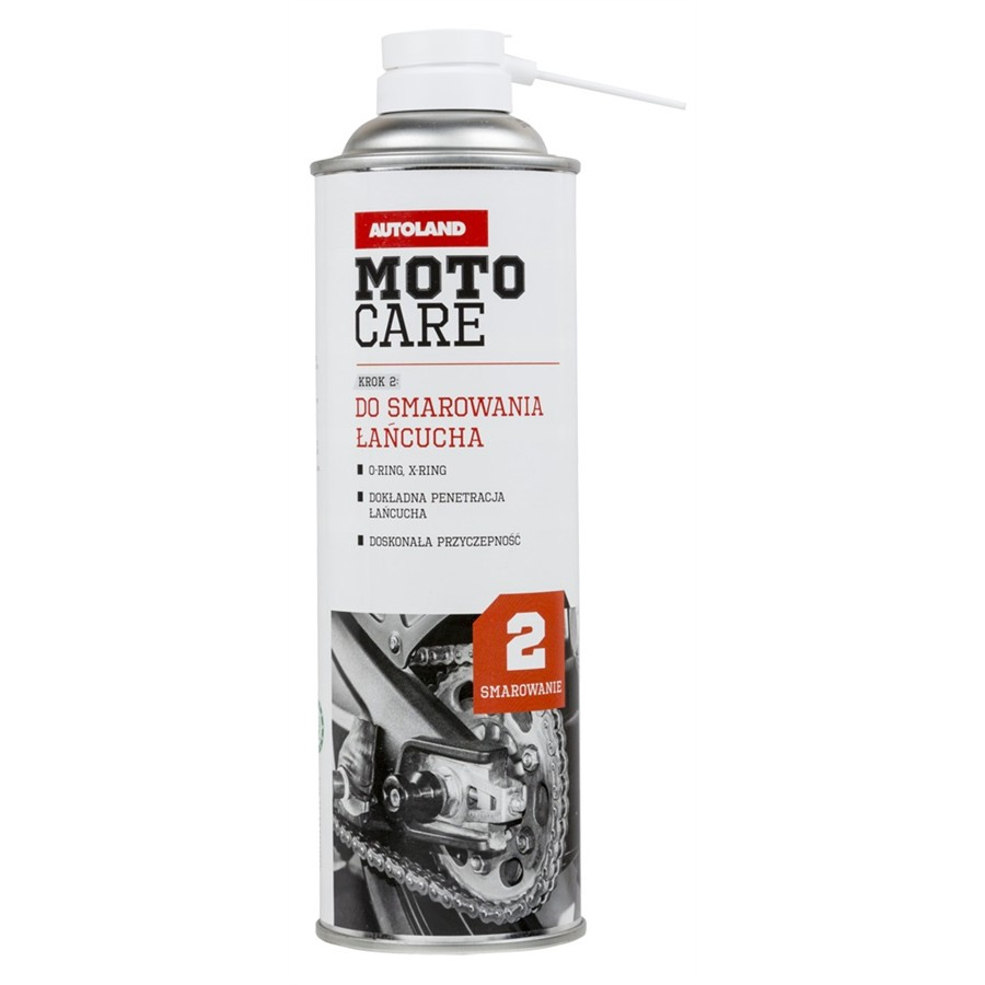 Motocare Smar do łańcucha 500ml