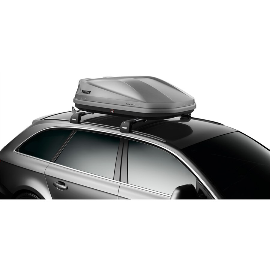 Box dachowy Thule Touring S 100 szary 330 L